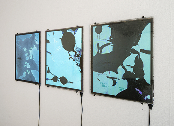 Lulay_Liquid Crystal Paintings_photo-hubert-p-klotzeck